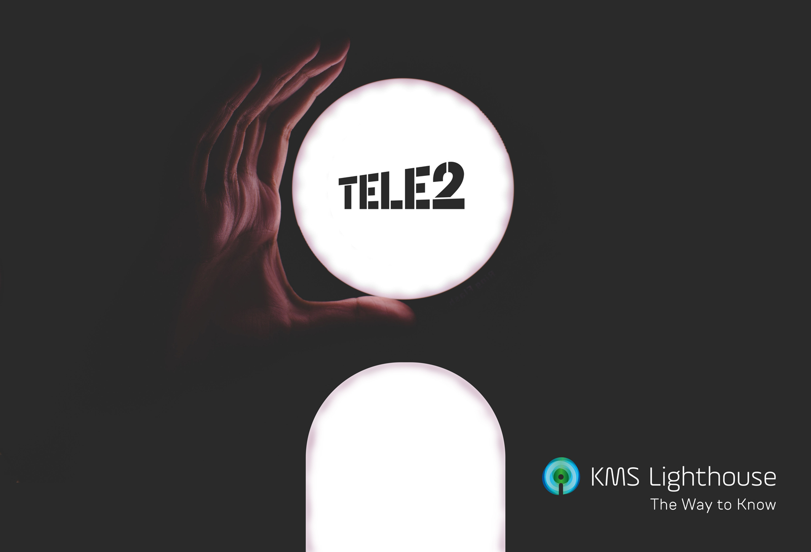 Tele2 has implemented a knowledge management system using KMS Lighthouse in partnership with CROC and DIS Group