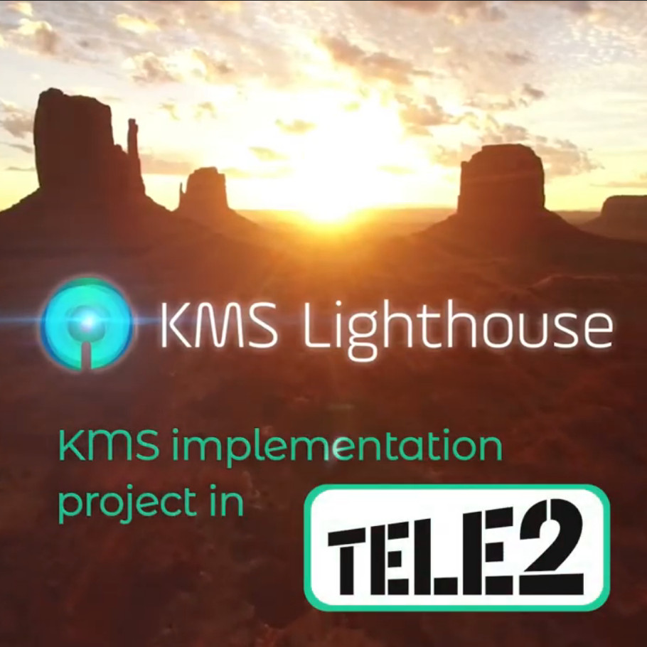 How KMS Lighthouse Played a Key Role in Tele2's Digital Transformation