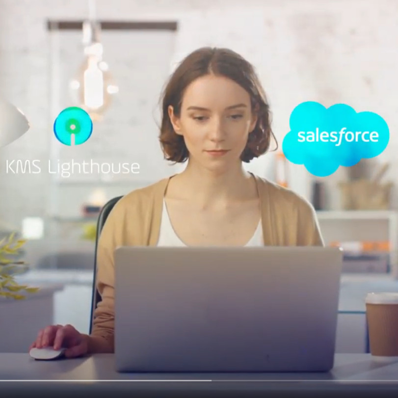 All your KMS Lighthouse knowledge on Salesforce CRM
