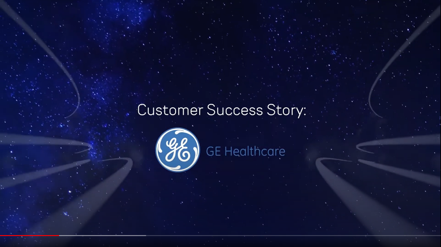 GE Healthcare: A KMS Lighthouse Success Story