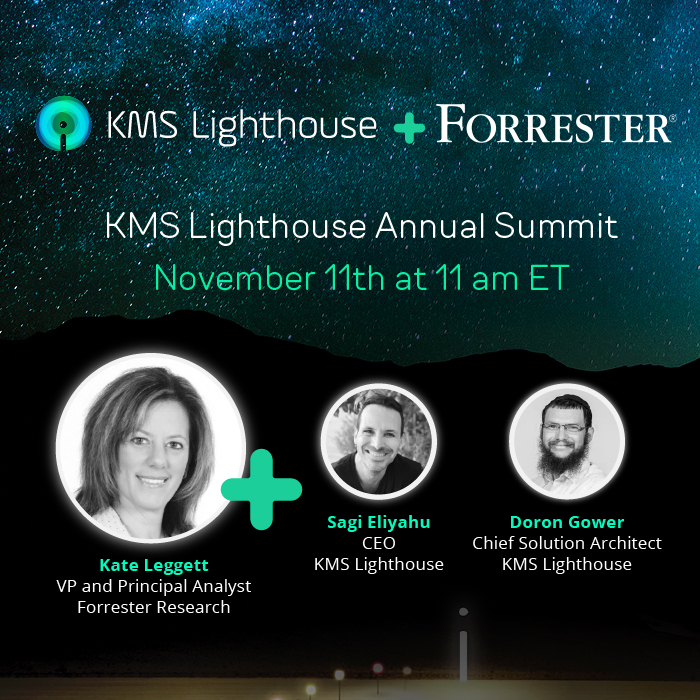 KMS Lighthouse & Forrester Present The 2020 Knowledge Management Summit