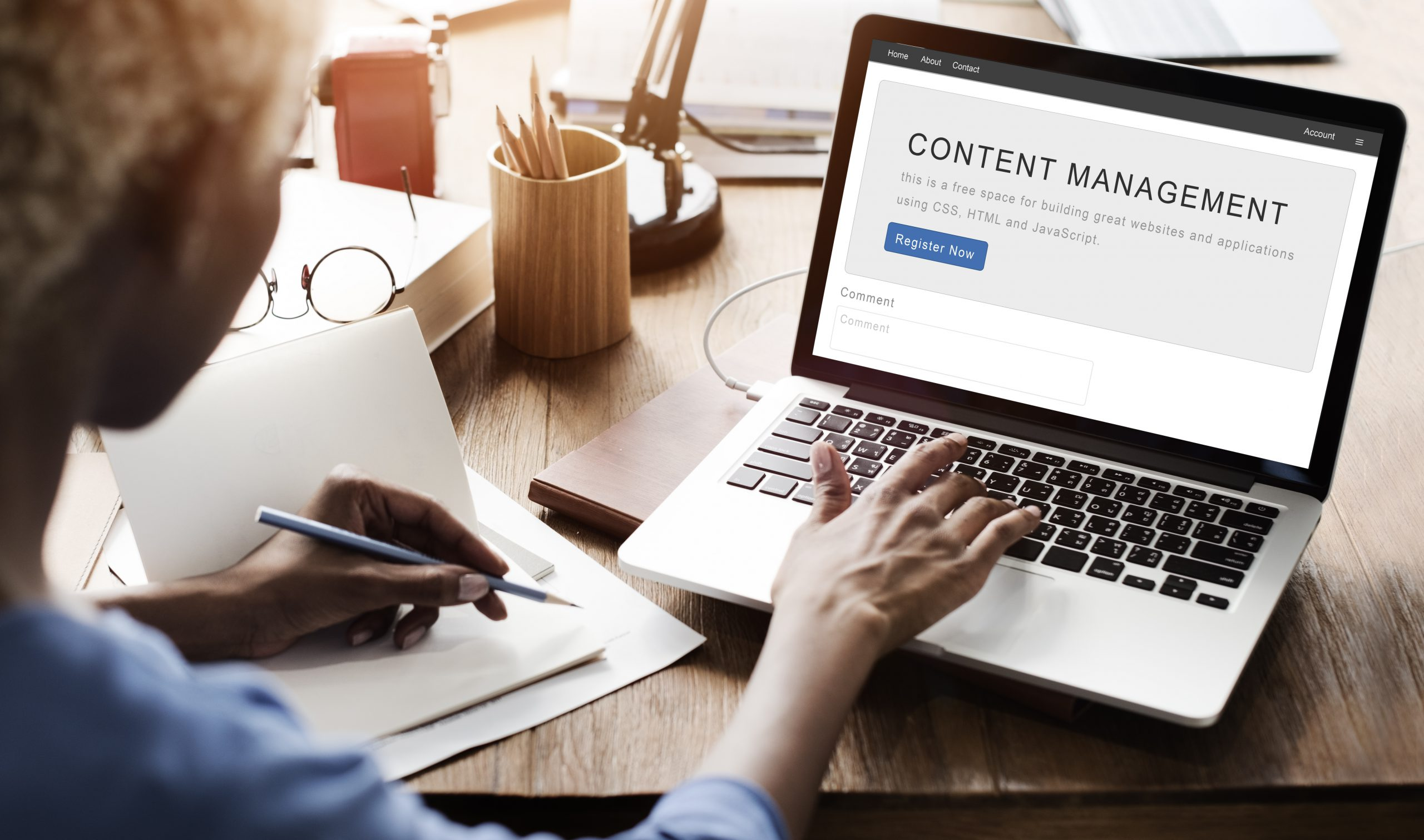Enterprise Content Management vs. Web Content Management: What's Right for Your Organization