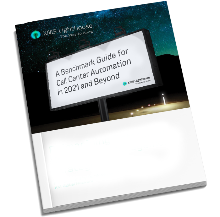 A Benchmark Guide for Call Center Automation in 2021 and Beyond