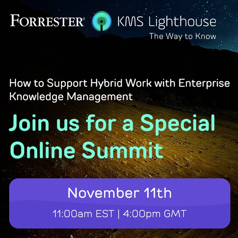 How to Support Hybrid Work with Enterprise Knowledge Management